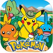 Camp Pokémon disponible sur Android