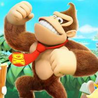 Mario + Lapins Crétins - Donkey Kong's Adventure : la preview