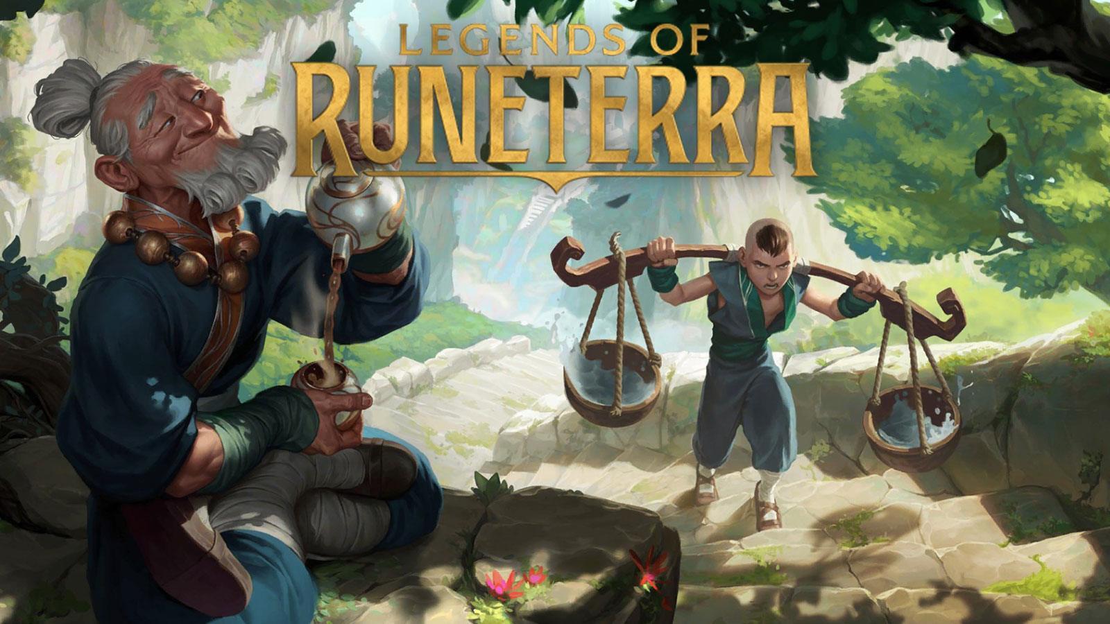 Legends of Runeterra débarquera sur mobiles le 30 avril, une extension annoncée