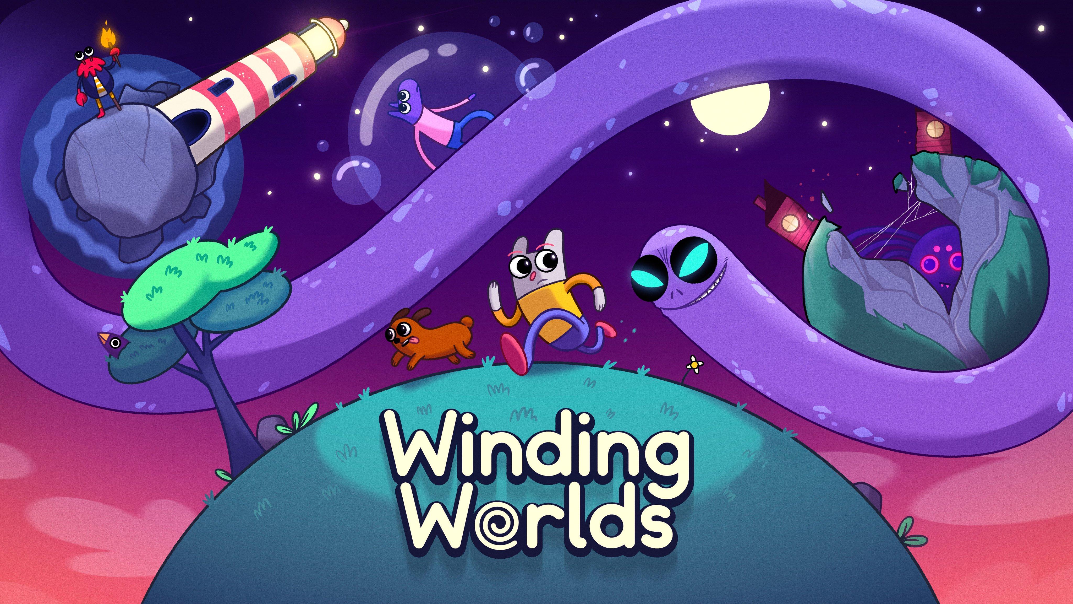 Aidez vos prochains dans Winding Worlds par KO_OP, le nouveau titre Apple Arcade de la semaine