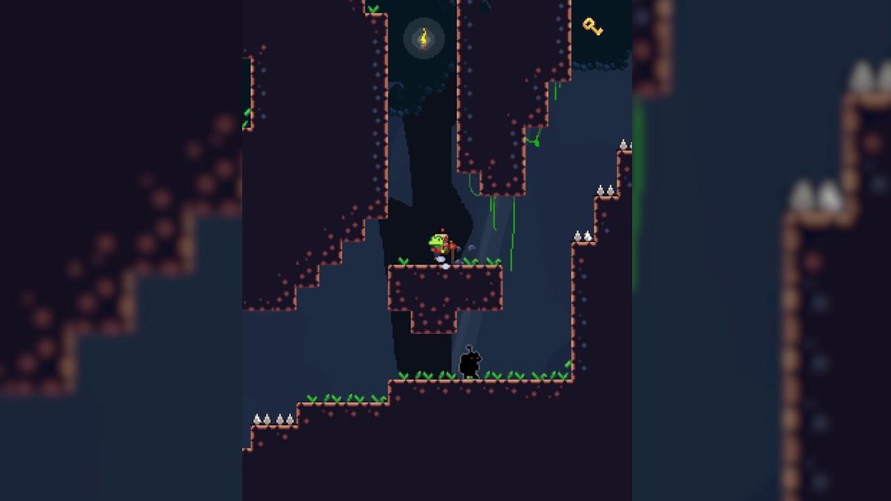 Shadow Frog vous demande de battre votre propre ombre dans un jeu de plateformes coloré, la semaine prochaine sur iOS