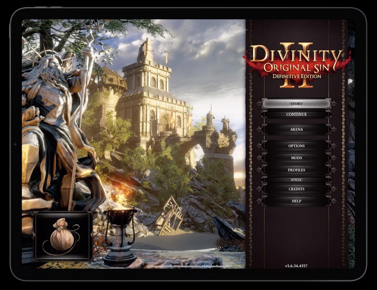 Le RPG légendaire Divinity: Original Sin 2 débarquera sur iPad prochainement