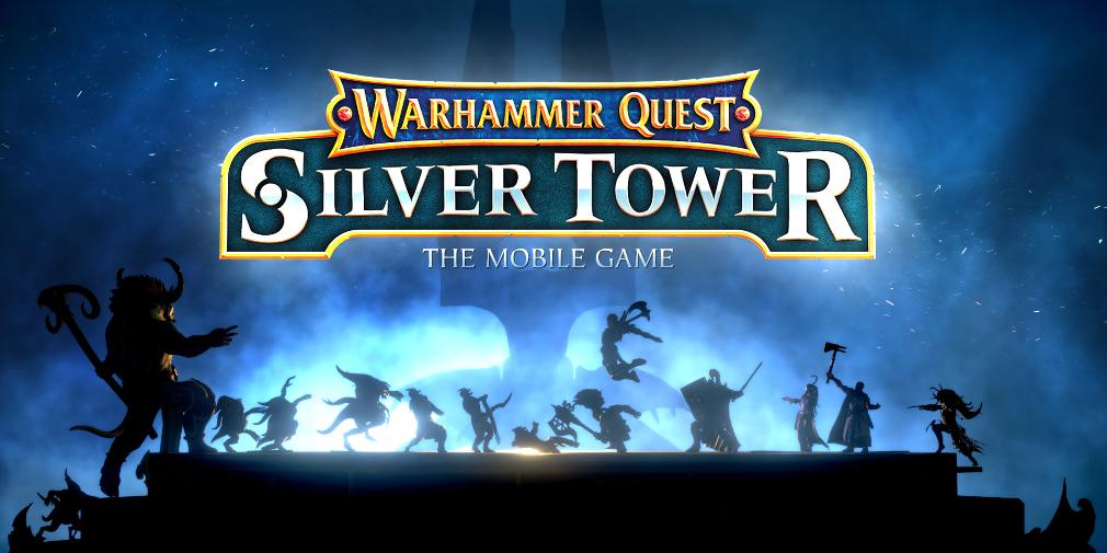 Warhammer Quest: Silver Tower sortira le 3 septembre et lance ses précommandes sur Android