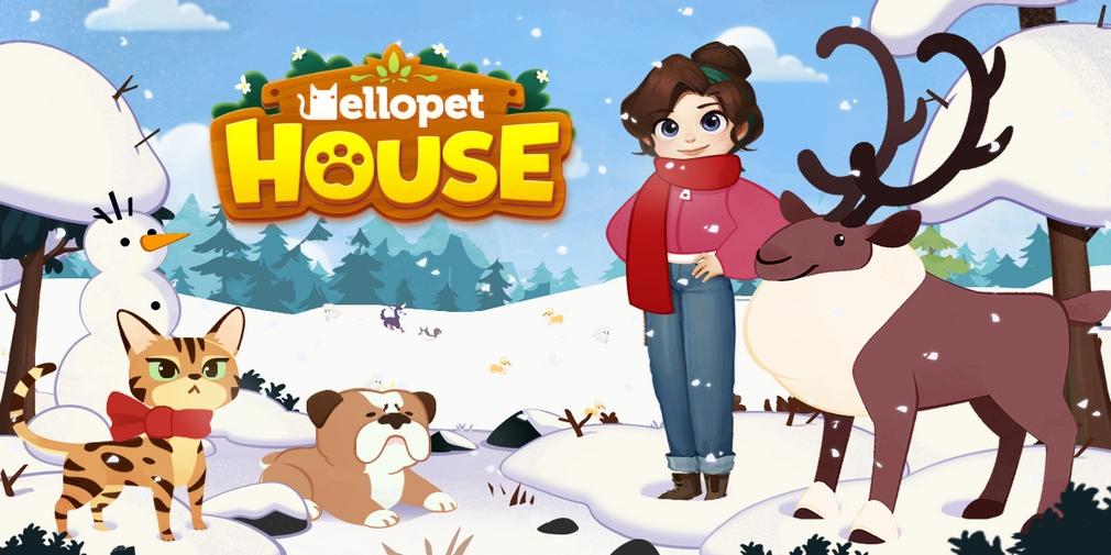 Hellopet House lance son événement de Noël