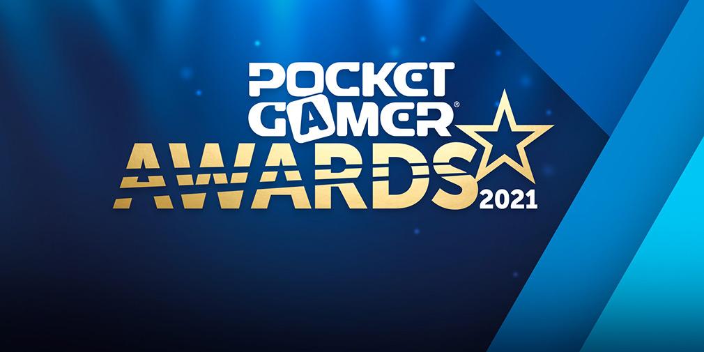Pocket Gamer Awards 2021 : votez pour vos jeux préférés !