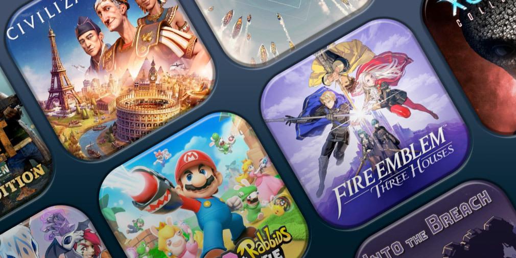 Top 25 des meilleurs jeux de stratégie sur Nintendo Switch