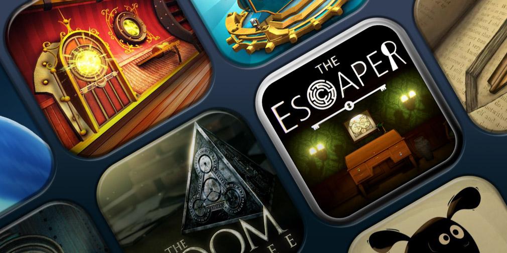 Top 10 des meilleurs escape games sur Android