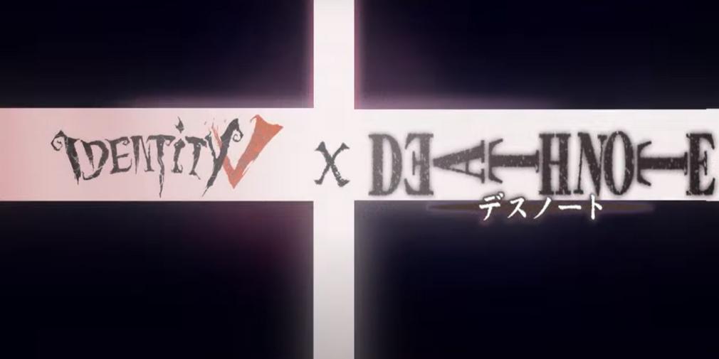 Identity V annonce et date un crossover avec Death Note