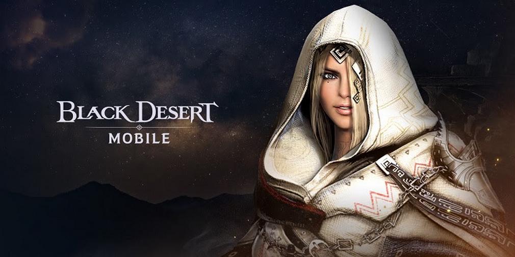 De nouvelles Constellations et un système de trésors inédit arrivent dans Black Desert Mobile