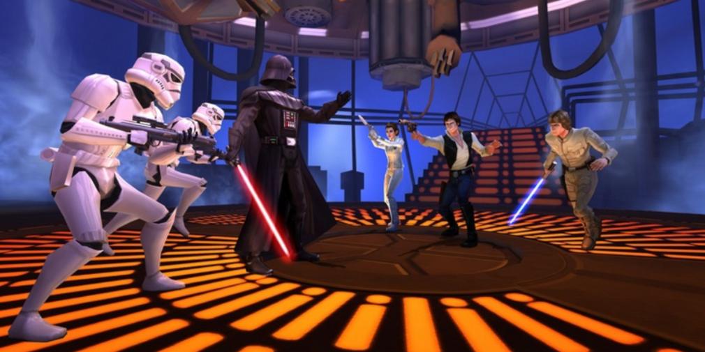 Top 5 des meilleurs jeux Star Wars sur Android