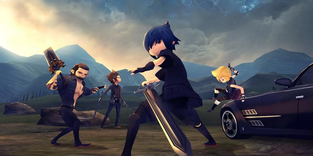 Top 8 des meilleurs jeux Final Fantasy sur Android et iOS