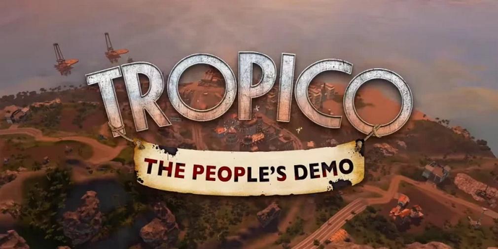 Tropico : découvrez le début du jeu gratuitement sur Android grâce à La Démo du Peuple