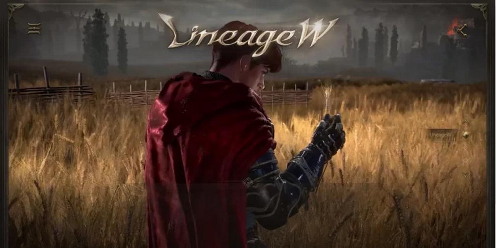 NCSoft annonce un nouveau MMORPG sur mobiles : Lineage W