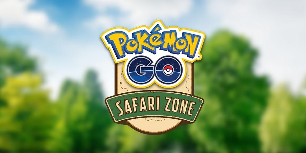 Pokémon GO dévoile le programme de son événement Zone Safari