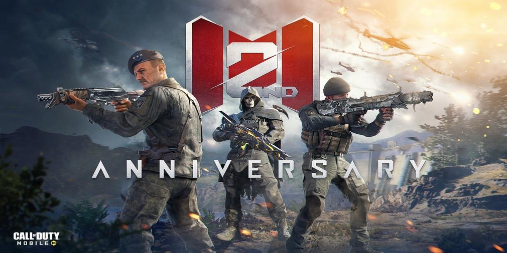 Call of Duty Mobile célèbre ses deux ans avec la carte Battle Royale Blackout