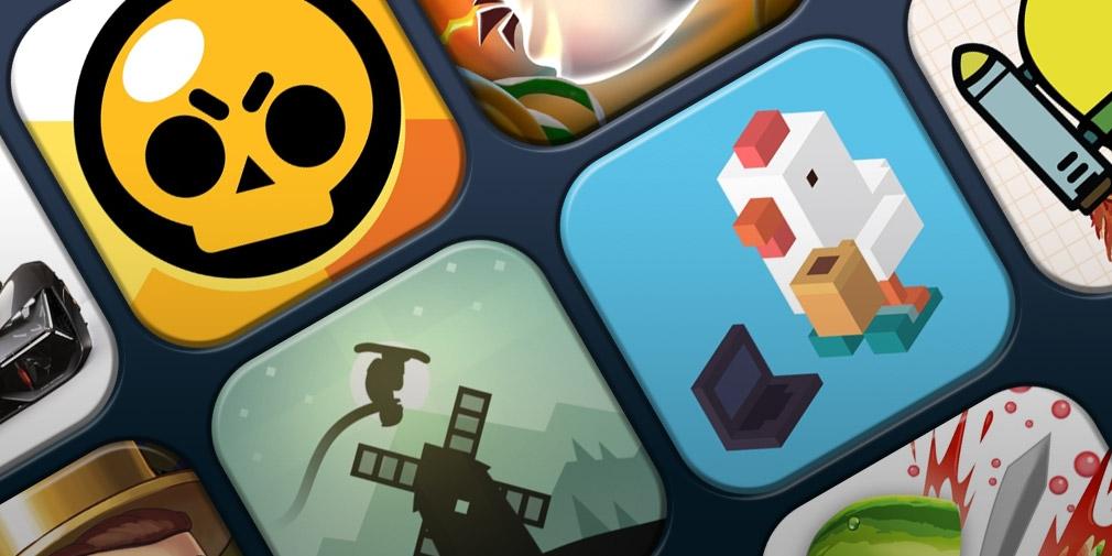 Top 15 des meilleurs jeux d'arcade sur Android