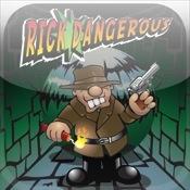 Couverture de Rick Dangerous