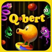Couverture de Q*Bert Deluxe