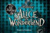 Test de Alice in Wonderland iPhone