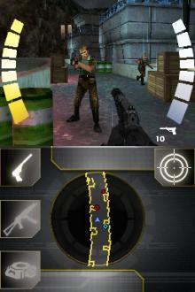 Goldeneye 007 se montre enfin sur DS