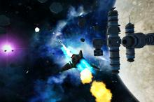 Galaxy On Fire 2 atterrit sur l'AppStore