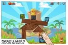 Tiki Totems 2 disponible sur iPhone