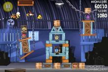 Angry Birds Rio est disponible
