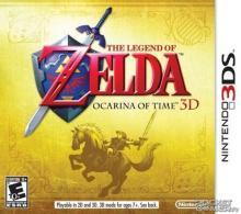 Test de The Legend of Zelda : Ocarina of Time 3D