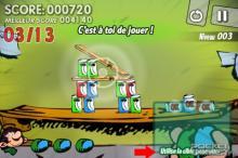 Gaston Lagaffe Chamboule-tout sur l'App Store