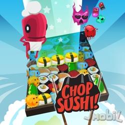 Chop Sushi : ca va trancher du Sushi