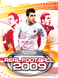 Real Football 2009 disponible sur N-Gage