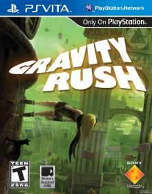 Test de Gravity Rush