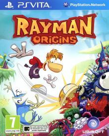 Test de Rayman Origins
