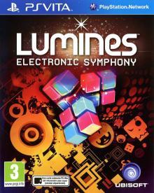 Test de Lumines Electronic Symphony