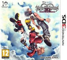 Test de Kingdom Hearts 3D : Dream Drop Distance