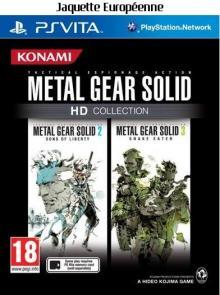 Test de Metal Gear Solid HD Collection