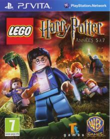 Test de Lego Harry Potter : Années 5 à 7