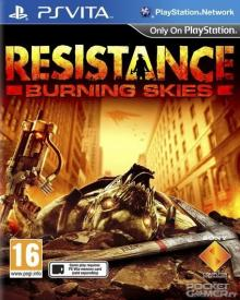 Test de Resistance : Burning Skies