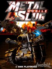 Test de Metal Slug Mobile 4