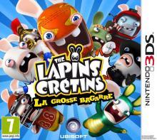 Test de The Lapins Crétins : La Grosse Bagarre