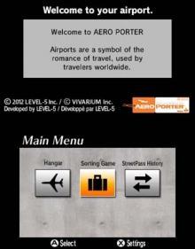 Test de Aero Porter