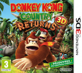 Test de Donkey Kong Country Returns 3D