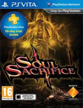 12 offres de Noël : Soul Sacrifice a -50%