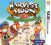 Harvest Moon : A New Beginning annoncé en Europe