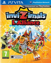 Test de Invizimals : L'Alliance