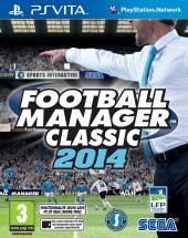 Football Manager 2014 daté sur PS Vita