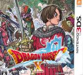 Square Enix met Dragon Quest X en pause sur 3DS