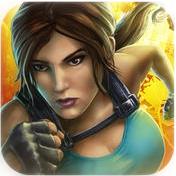Lara Croft de retour dans Relic Run