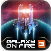 Galaxy on Fire 3 Manticore atterrit sur Android