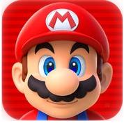 Des goombas dorés dans Super Mario Run